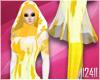 24: Yellow Floral Hijab