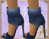 *M Fashion Blue  jeans S