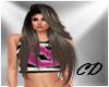 CD Hair Grey Alanis