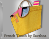 """SAV"" IRENA BEACH BAG"