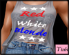 Red White Blonde