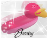 Duck Floaty Pink