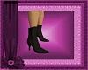Black Side Lace Boy Boot