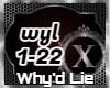 Whyd You Lie To Me - Anastacia