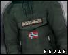 Green Pocket Jacket