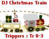 DJ Christmas Train
