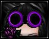 [C] Raver Goggles Purple