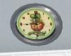Rat Fink clock