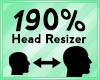 Head Scaler 190%