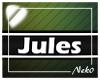 *NK* Jules (Sign)