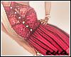 ∃ D. Red Amalia Dress