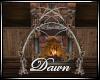 Christmas Wedding Arch