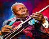 Blues Legend #1 Canvas