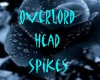 overlord head spikes