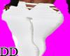 ~RL~ White Strap Pants