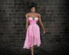 -1m- Pink dress