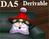 (A) Christmas Santa Sofa