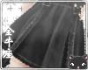 ♉ Black Skirt DRV