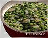 H. Sweet Peas Side Dish