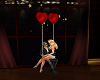 Valentine Love Swing