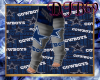 Dallas Cowboy Socks