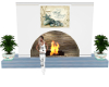 Beach Fireplace