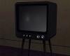 Vintage TV off