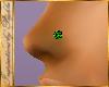 I~Emerald Nose Stud*L
