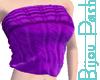 Sweater Tube in Purple