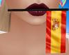 Mouth Flag Spanish Pride