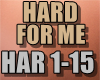 M. Morrone-Hard for Me