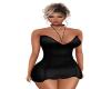 C- Chic Black Dress