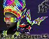 Rave Pet Drake Left Sldr