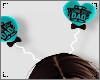 e Love Dad Headband