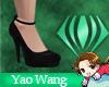 RWBY Emerald Heels