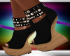 LTR SmmrJewel Onyx Shoes