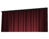 Stage - RedHeaderCurtain