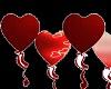 Heart Wedding Ballon