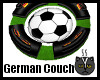 German Soccer Couch