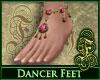 Dancer Feet Quartz