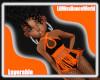 LilMiss Orange Fringe F