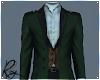 Green Suit Mannequin