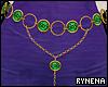 ® Girdle Belt Emerald