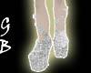 [GB] GaGa Heels Silver M