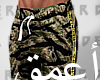 Tiger Camo Shorts