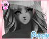 [Pup] Dark Puppy Hair