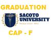 Sacoto Womens Grad Cap