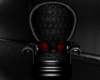 Black throne