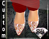 [SY]Tz Custom shoes!7