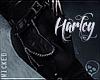 ¤ Dark Harley Pants